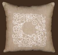 Romance Vines Pillow Needlepoint Kit