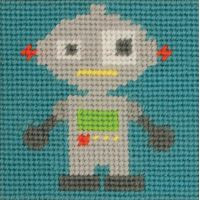 Robot Tapestry Starter Kit by Anchor