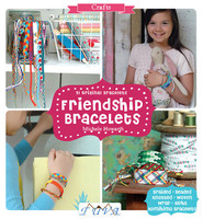 Friendship Bracelet Design Book By DMC