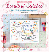 Beautiful Stitches Embroidery Design Book By DMC