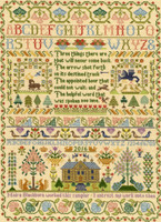 Three Things Cross Stitch Kit By Bothy Threads