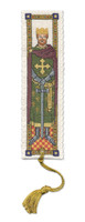 Medieval King Bookmark Cross Stitch Kit by Textile Heritage