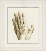 Hands  Cross Stitch Kit By Vervaco