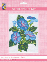 Morning Glory  Tapestry Kit By Grafitec