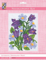 Bluebells  Tapestry Kit By Grafitec
