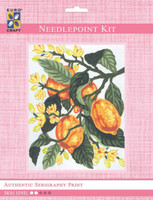 Lemons  Tapestry Kit By Grafitec