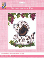 Dalmation Puppy  Tapestry Kit By Grafitec