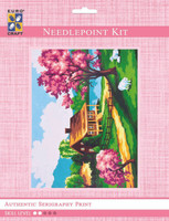 Spring  Tapestry Kit By Grafitec
