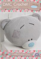 Cuddly Cushion Cover Crochet Pattern Leaflet  By DMC