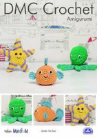 Under the Sea Crochet Pattern by DMC