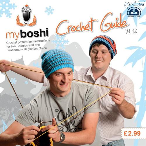 MyBoshi Crochet Guide  Vol 1.0 By DMC