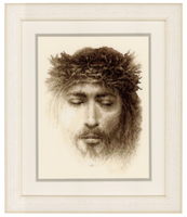 Jesus Cross Stitch Kit By Vervaco