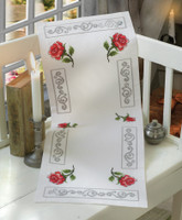 Decorative Runner Cross Stitch Kit By Anchor