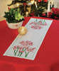 Freestyle: Amaryllis: Runner Embroidery Kit By Anchor