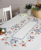Folklore: Tablecloth Embroidery Kit By Anchor