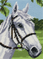 Starter: White Horse Tapestry Kit By Anchor