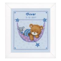 Cross Stitch - Cross Stitch Kits - Birth Samplers - Page 1