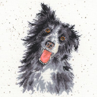 Collie Cross Stitch Kit By Bothy Threads