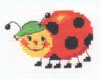 I'm running Cross Stitch Kit by Alisa