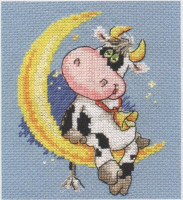 Have a sweet dreams Cross Stitch Kit by Alisa