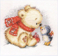 The dearest- for You Cross Stitch Kit by Alisa