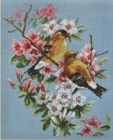 Spring Song Cross Stitch Kit by Alisa