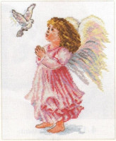 Blessing Cross Stitch Kit by Alisa