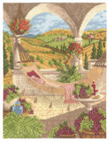 Harvest Celebrations Cross Stitch Kit by Janlynn