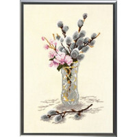 Willow Cross Stitch Kit By oven
