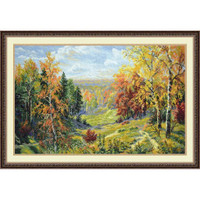 Summer Heat Cross Stitch Kit by Oven