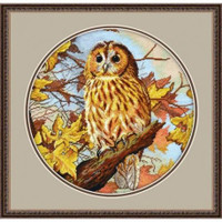 Forest Guest Cross Stitch Kit By Oven