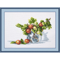 Gooseberries Cross Stitch Kit By oven