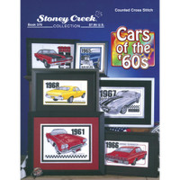 Cars 60s Chart Booklets by Stoney Creek