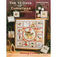 12 Days of Christmas Chart Booklets by Stoney Creek