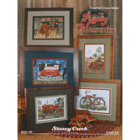 Rusty Memories Chart Booklets by Stoney Creek