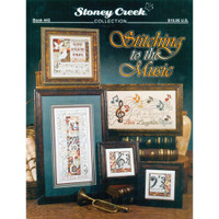 Stitching to the Music Chart Booklets by Stoney Creek