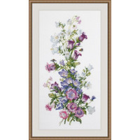 Spring Composition Cross Stitch Kit by Oven