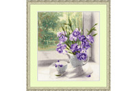 Bouquet for Mother Cross Stitch Kit by Golden Fleece
