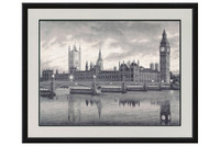 London Cross Stitch Kit by Golden Fleece