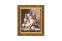 Marble roses Cross Stitch Kit by Golden Fleece