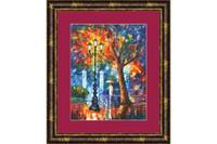 Rain aura Cross Stitch Kit by Golden Fleece