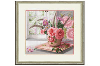 Summer Memories Cross Stitch Kit by Golden Fleece