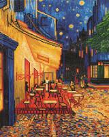 Café at Night (Van Gogh) Craft Kit By Diamond Dotz