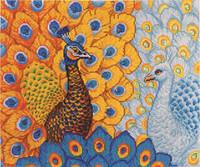 Romantic Peacocks Craft Kit By Diamond Dotz