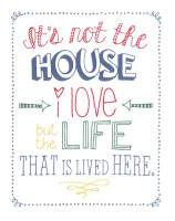 Life Lived Embroidery Kit By Janlynn