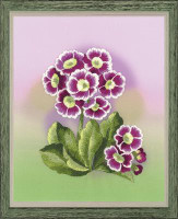 Primrose Embroidery Kit By Riolis
