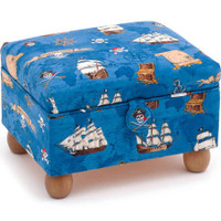 Pirate  XL Sewing Stool By Hobby Gift