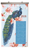 Peacock Calendar Craft Kit By Diamond Dotz