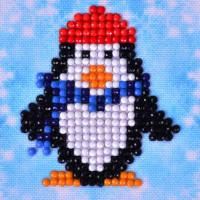 Penguin Waddle Craft Kit By Diamond Dotz