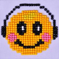 Smiling Groove Craft Kit By Diamond Dotz